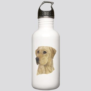 Yellow Lab Stainless Water Bottle 1.0L