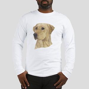 Yellow Lab Long Sleeve T-Shirt