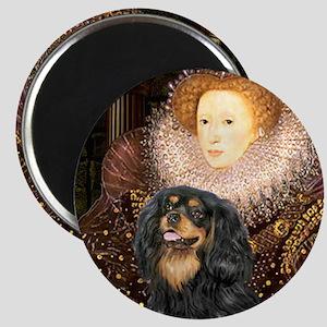 Queen & Cavalier (BT) Magnet