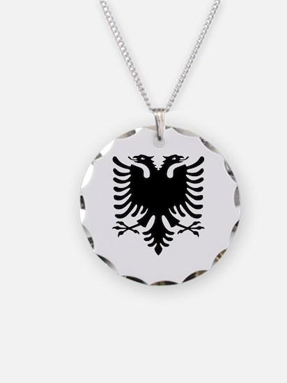 Albanian Eagle Necklace