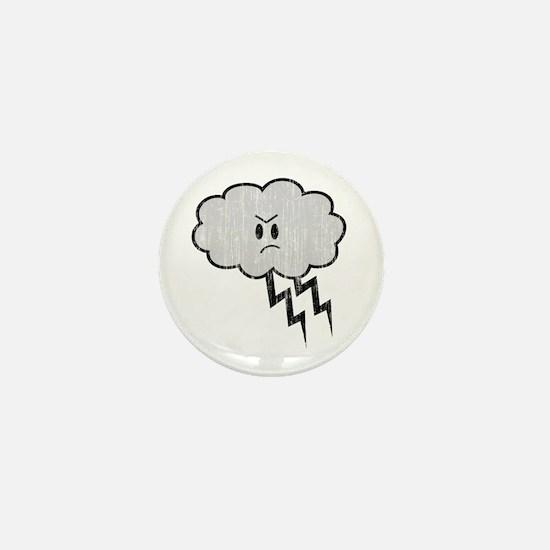 Cute Cranky Mini Button