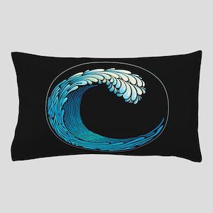 Ocean Wave Pillow Case