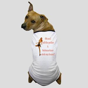oh no submariner Dog T-Shirt