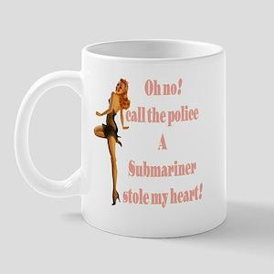 oh no submariner Mug