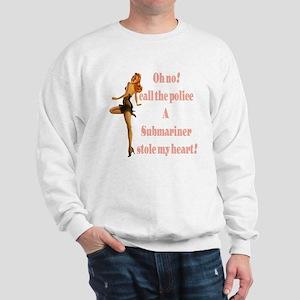 oh no submariner Sweatshirt