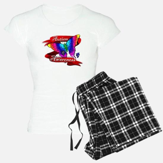 Autism Awareness Butterfly Design Pajamas