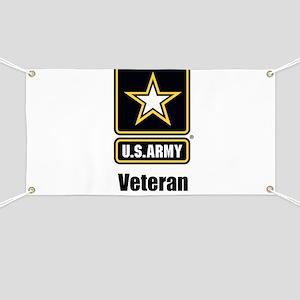 U.S. Army Veteran Banner