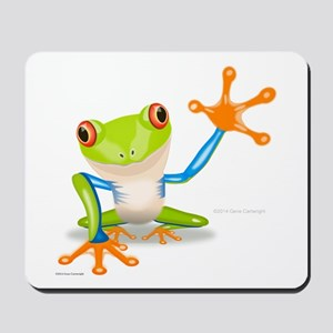 Fred Frog Mousepad