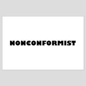 Nonconformist Large Poster
