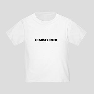 Transformer Toddler T-Shirt