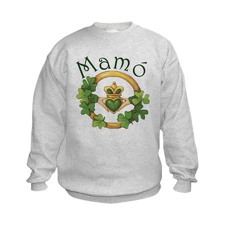 Grandma's Claddagh Kids Sweatshirt