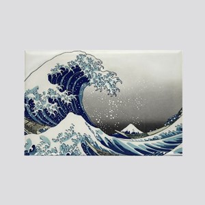 great wave of Kanagawa hokusai Magnets