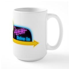 Psycho Drive-In Mugs