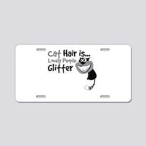 Cat Hair Is Lonely People GLITTER-01-01 Aluminum L