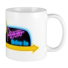 Psycho Drive-In Normal Mugs