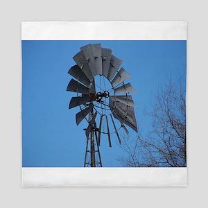 Windmill Queen Duvet