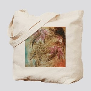 Dragonfly Heat Tote Bag