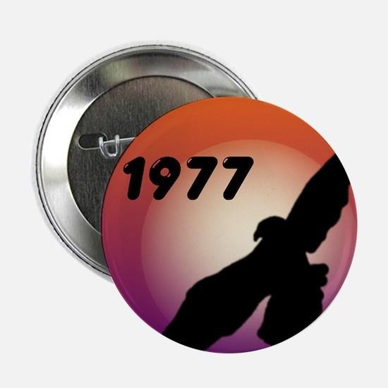 Eagle 1977 Button
