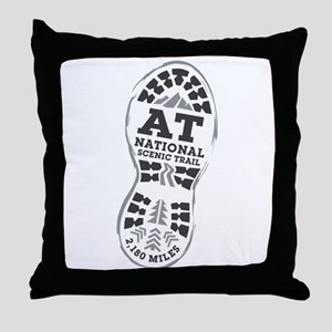 AT Throw Pillow