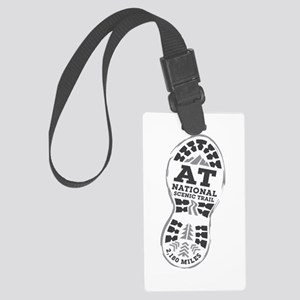AT Large Luggage Tag