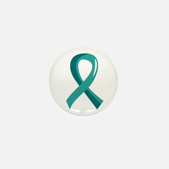 Scleroderma Ribbon 3 Mini Button