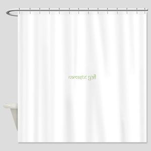 Namasté Y'all Shower Curtain