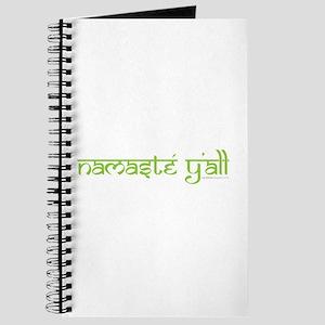 Namasté Y'all Journal