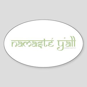 Namasté Y'all Sticker