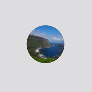 Waipi'o Valley 2014 Mini Button