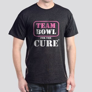 TEAM Bowl for the Cure Dark T-Shirt