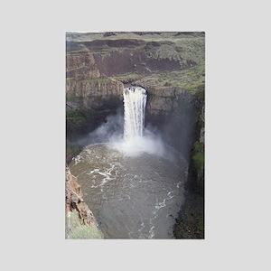 Palouse Falls Rectangle Magnet