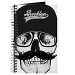 Skull Brooklyn Cap Journal
