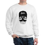 Skull Brooklyn Cap Sweatshirt