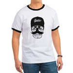 Skull Brooklyn Cap T-Shirt