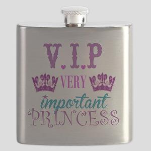 Princess: VIP Flask