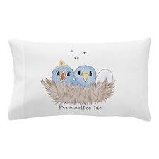 Baby Bird Pillow Case