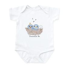 Baby Bird Infant Body Suit