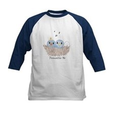 Baby Bird Kids Baseball Jersey
