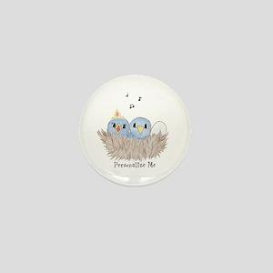 Baby Bird Mini Button