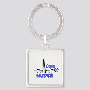 Labor Delivery Nurse Keychains