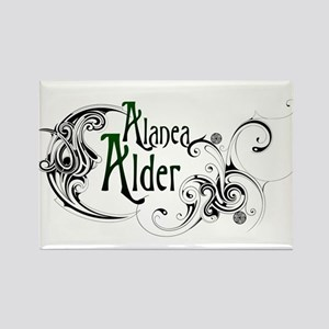 Rectangle Magnet Alanea Alder Magnets
