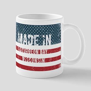 Made in Sturgeon Bay, Wisconsin Mugs