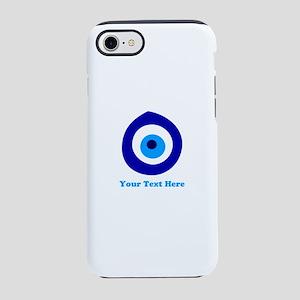 Evil Eye Magic Personalized iPhone 7 Tough Case