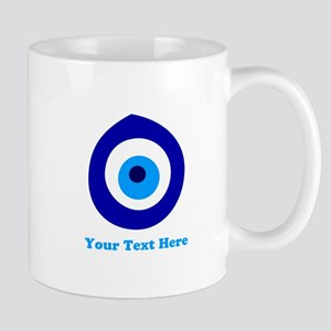 Evil Eye Magic Personalized 11 oz Ceramic Mug