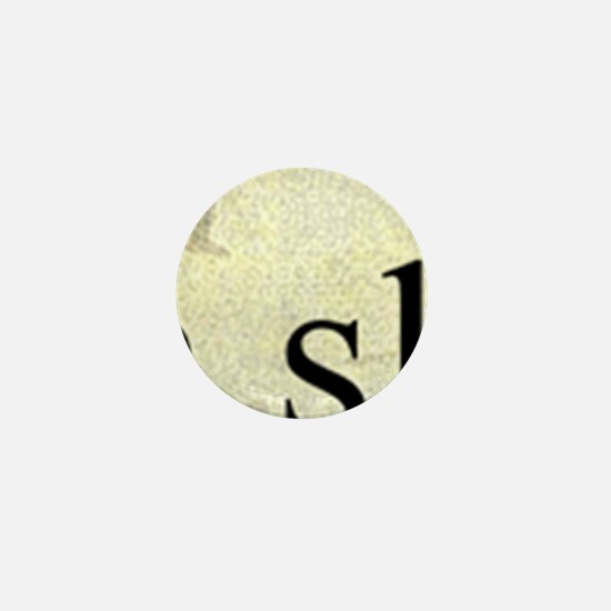 September 1st Mini Button