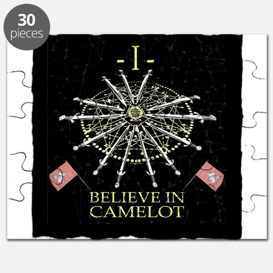 I Believe In Camelot Puzzle