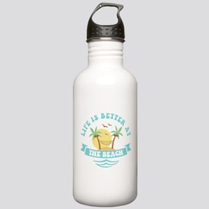 Life's Better At The B Stainless Water Bottle 1.0L