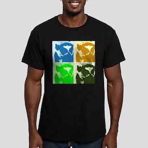 Lemur Pop Art T-Shirt