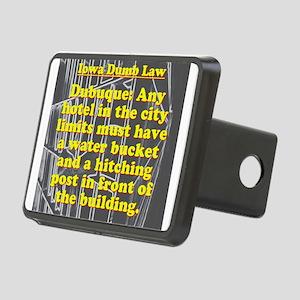 Iowa Dumb Law #5 Hitch Cover