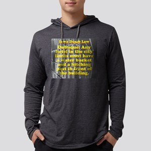 Iowa Dumb Law #5 Long Sleeve T-Shirt